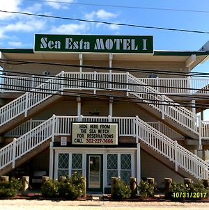 Sea Esta Motel 1 photos Exterior