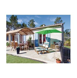 Three-Bedroom Holiday Home In Fayence photos Exterior