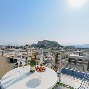 "Central Majestic Penthouse In The Heart Of Athens ""Plaka"" photos Exterior"