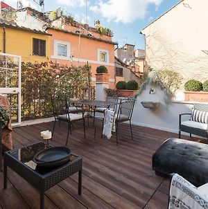 Navona Luxury And Charming Apartment With Terrace photos Exterior