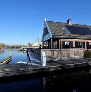 Luxurious Villa With Private Garden On Lake In Kaag photos Exterior