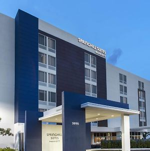 Springhill Suites By Marriott Miami Doral photos Exterior