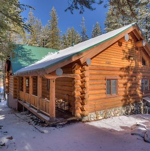 Log Cabin Living At Tahoe Donner photos Exterior