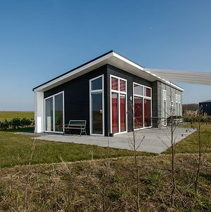 Modern Chalet With A Panoramic View Near The Oosterschelde photos Exterior