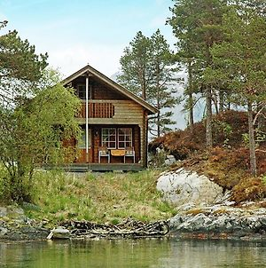 Two-Bedroom Holiday Home In Vagland 6 photos Exterior