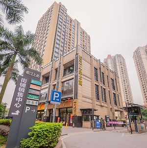 Guangzhou Rui De International Apartment Pazhou Center Branch photos Exterior