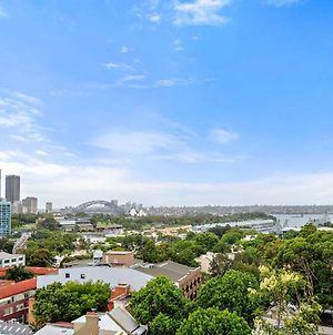 Lower Bridge And Sails - Executive 2Br Darlinghurst Apartment With Balcony And Rooftop Views photos Exterior