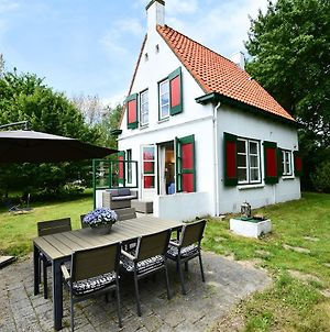 Heritage Holiday Home In Ouddorp Near The Sea photos Exterior