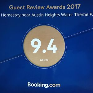 Canaan Homestay Near Austin Heights Water Theme Park Jb photos Exterior