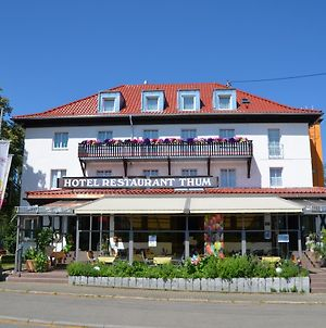 Hotel Restaurant Thum photos Exterior