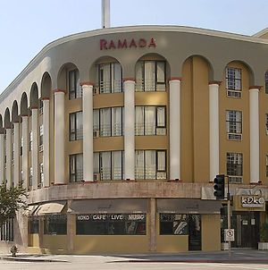 Ramada By Wyndham Los Angeles/Wilshire Center photos Exterior