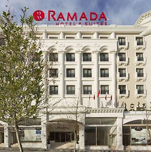 Ramada Hotel & Suites By Wyndham Istanbul Merter photos Exterior