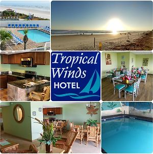 Tropical Winds Oceanfront Hotel photos Exterior
