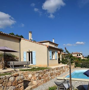 Modern Villa In Joyeuse France With Private Swimming Pool photos Exterior