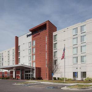Springhill Suites By Marriott Salt Lake City Airport photos Exterior