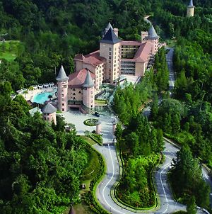 The Chateau Spa And Organic Wellness Resort photos Exterior