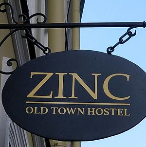 Zinc Old Town Hostel Tallinn photos Exterior