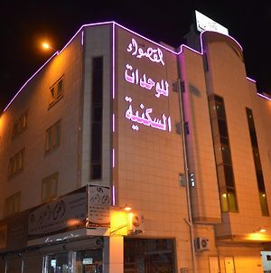 Al Qaswaa Furnished Apartements photos Exterior