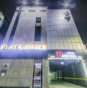 Pohang Black Hotel photos Exterior