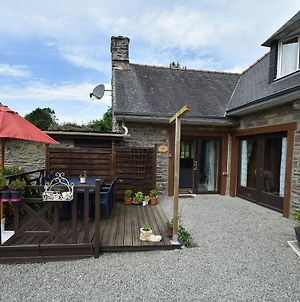 Elegant Cottage In Maa«L-Carhaix Brittany With Garden photos Exterior