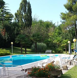 Pesaro House In The Park To 3 Km From The Sea. Peace And Absorbed Relax. photos Exterior