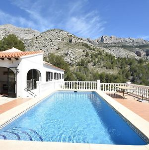 Beautiful Villa In Altea With Private Swimming Pool photos Exterior
