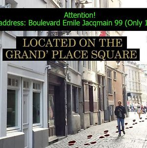 2Go4 Quality Hostel Brussels Grand Place photos Exterior