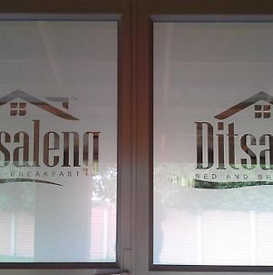 Ditsaleng Bed And Breakfast photos Exterior
