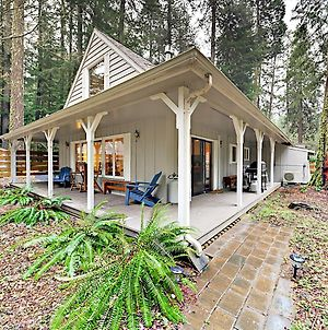 Mckenzie River Studio Bedroom Cottage photos Exterior