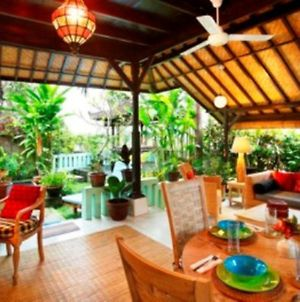 Hyacinth House Best Breakfast In Bali photos Exterior