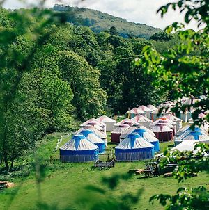 Festival Yurts Hay On Wye photos Exterior