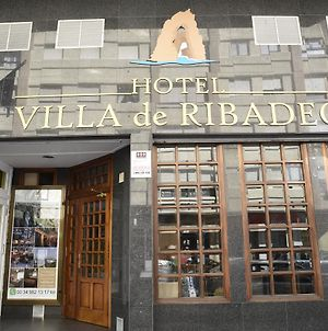 Hotel Villa De Ribadeo photos Exterior