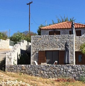 Leonidas Stone Houses Near Beach 50 Meters Away From Tavern With Local Food photos Exterior