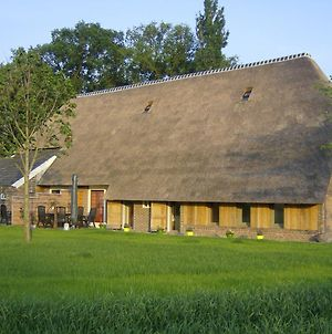 Staying In A Thatched Barn With Bedroom And Box Bed, Beautiful View, Achterhoek photos Exterior