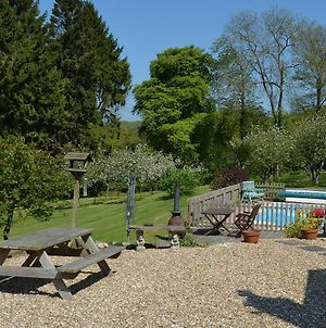 Unique Rural Retreat On A Lovely 15 Acre Smallholding With Award Winning Tea Room & Farm Shop photos Exterior