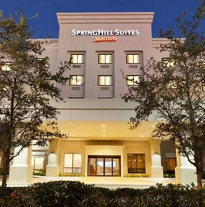 Springhill Suites West Palm Beach I-95 photos Exterior