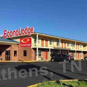 Econo Lodge - Athens photos Exterior
