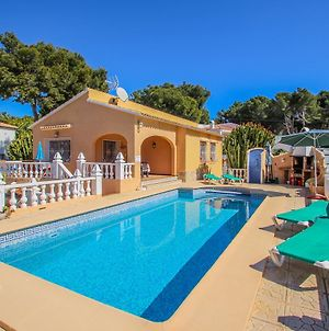Sofia - Holiday Home With Private Swimming Pool In Moraira photos Exterior