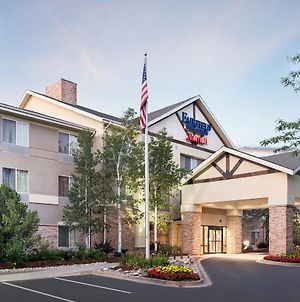 Fairfield Inn By Marriott Loveland Fort Collins photos Exterior