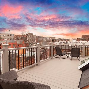Dc Retreat In Dupont With Roof Deck photos Exterior