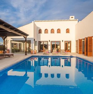 Villa With 5 Bedrooms In Banos Y Mendigos With Wonderful Sea View Private Pool Enclosed Garden 22 Km From The Beach photos Exterior