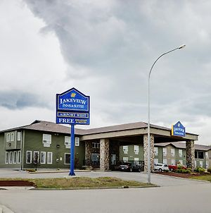 Lakeview Inn And Suites Edson Airport West photos Exterior
