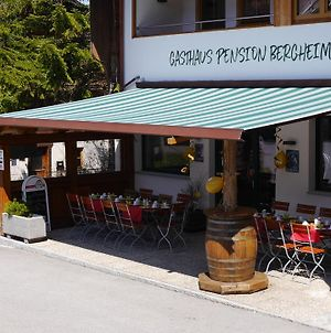 Pension Bergheim Ps photos Exterior