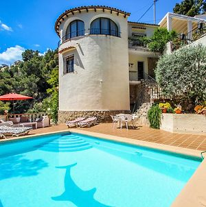 Monica II - Holiday Home With Private Swimming Pool In Benissa photos Exterior