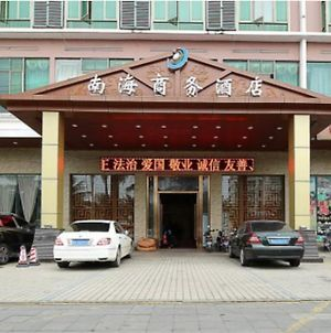 Greentree Inn Hainan Haikou East Train Station East Fengxiang Road Business Hotel photos Exterior