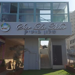 Sur La Mer Boutique Hotel Ashdod photos Exterior