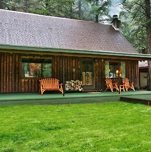 Luxurious Log Cabin At White Pass photos Exterior