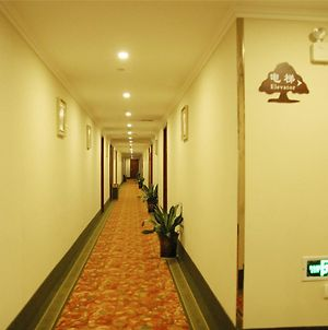 Greentree Inn Chuzhou City Quanjiao County High Speed Italy Trade City Business Hotel photos Exterior