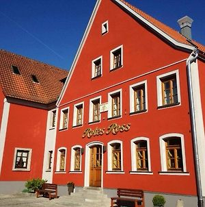 Hotel Gasthof Rotes Ross photos Exterior