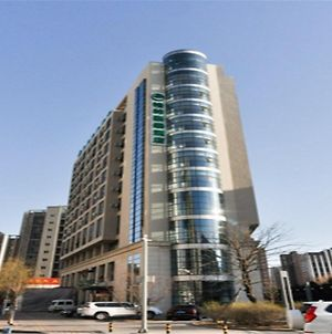 Greentree Inn Hebei Chengde Railway Station Southeast Chengde Century City Business Hotel photos Exterior